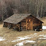 Finalist: Wyoming Historic Ranch Shed by Deana Haeffelin